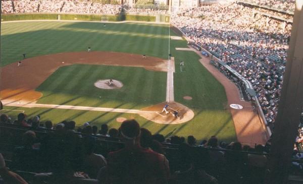 USA - Chicago Baseball